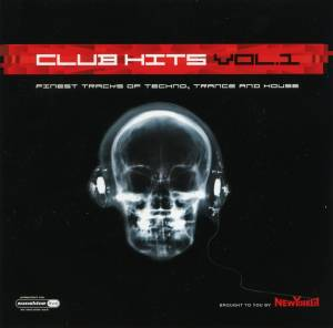 Cover - Derb: Club Hits Vol. 01