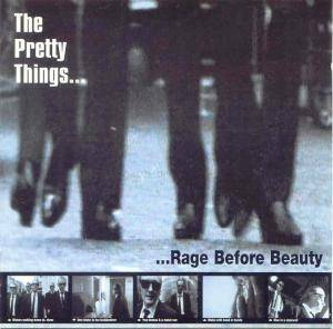 The Pretty Things: ...Rage Before Beauty - Cover