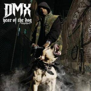 DMX: Year Of The Dog... Again - Cover