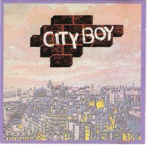 City Boy: City Boy - Cover