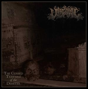 Vircolac: Cursed Travails Of The Demeter, The - Cover