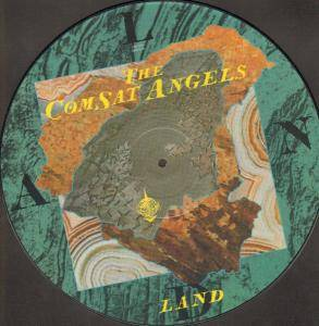 The Comsat Angels: Land - Cover