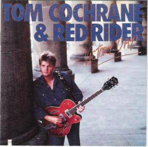 Tom Cochrane & Red Rider: Victory Day - Cover
