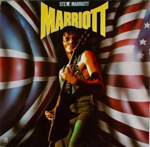 Cover - Steve Marriott: Marriott