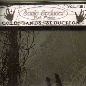 Cover - Analogue Brain: Sonic Seducer - Cold Hands Seduction Vol. 50 (2005-07/08)