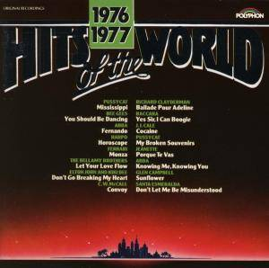 Hits Of The World 1976/1977 - Cover