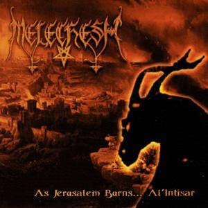 Melechesh: As Jerusalem Burns... Al'Intisar (CD) - Bild 1