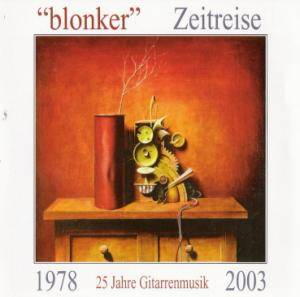 Blonker: Zeitreise - Cover