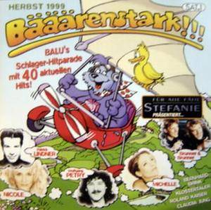 Cover - Various Artists/Sampler: Bääärenstark!!! Herbst 1999