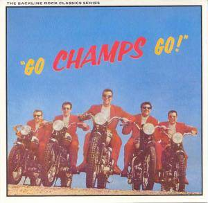 Cover - Champs, The: Go Champs Go