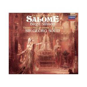 Richard Strauss: Salome - Cover