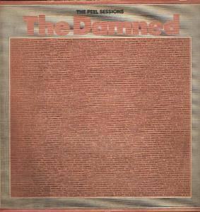 The Damned: Peel Sessions 30.11.76, The - Cover