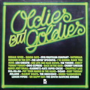 Oldies But Goldies (Decca 23407) - Cover
