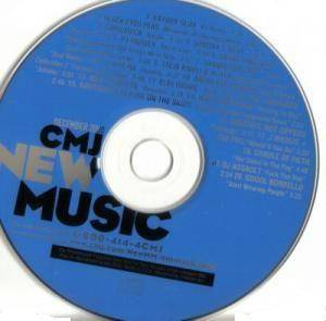 Cover - Squirrel Nut Zippers: CMJ - New Music Volume 088