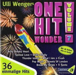Ulli Wengers One Hit Wonder Vol. 07 - Cover
