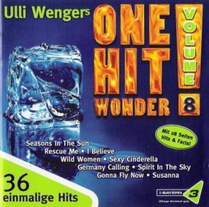 Ulli Wengers One Hit Wonder Vol. 08 - Cover