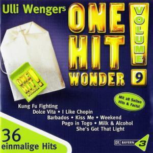 Ulli Wengers One Hit Wonder Vol. 09 - Cover