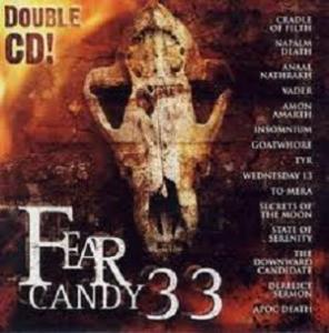 Terrorizer 149 - Fear Candy 33 / The Unsigned Edtion - Cover