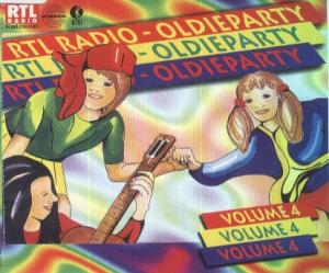 RTL Radio-Oldieparty Volume 4 - Cover
