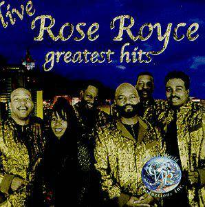 Rose Royce: Greatest Hits - Live In Concert - Cover