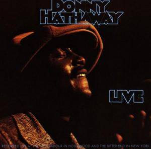 Donny Hathaway: Live - Cover