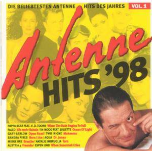 Cover - Wes: Antenne Hits '98