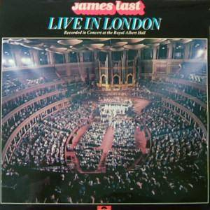 James Last: James Last Live In London (2-LP) - Bild 1