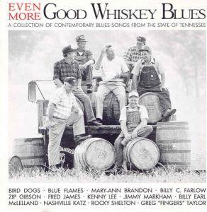 Cover - Black Flames, The: Even More Good Whiskey Blues