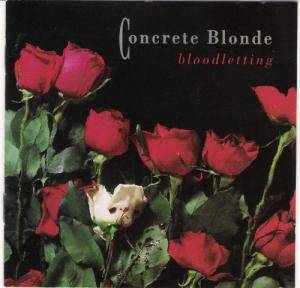 Cover - Concrete Blonde: Bloodletting