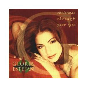 Cover - Gloria Estefan: Christmas Through Your Eyes