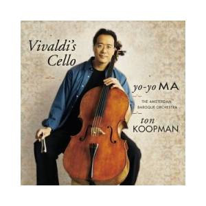 Cover - Yo-Yo Ma: Vivaldi's Cello
