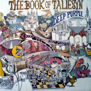 Cover - Deep Purple: Book Of Taliesyn, The