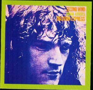 Brian Auger's Oblivion Express: Second Wind - Cover