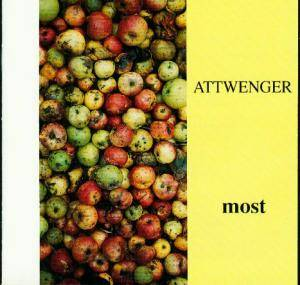 Cover - Attwenger: Most