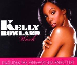 Cover - Kelly Rowland: Work