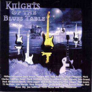 Knights Of The Blues Table - Cover