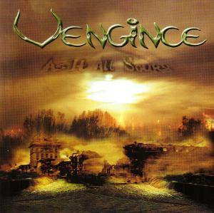 Cover - Vengince: As It All Sours