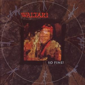 Waltari: So Fine! - Cover