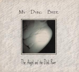 My Dying Bride: Angel And The Dark River, The - Cover