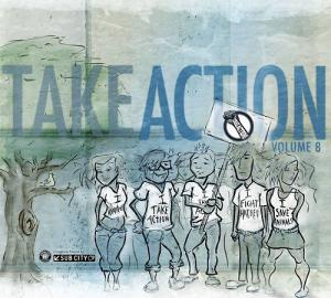 Take Action Volume 8 - Cover