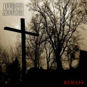 Accu§er: Remain - Cover
