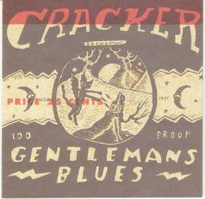 Cover - Cracker: Gentlemans Blues