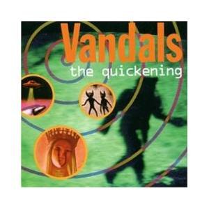 The Vandals: Quickening, The - Cover