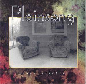 Cover - Plainsong: Voices Electric