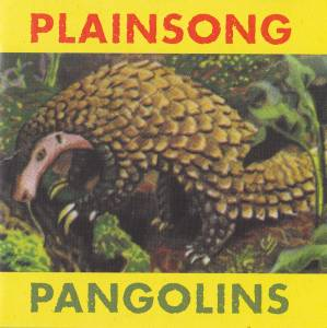 Cover - Plainsong: Pangolins