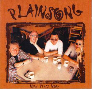 Cover - Plainsong: New Place Now