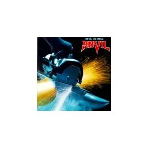Anvil: Metal On Metal (LP) - Bild 1
