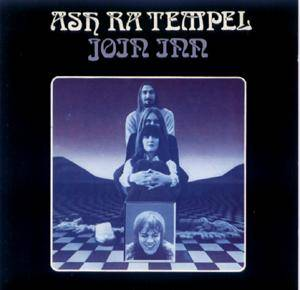 Ash Ra Tempel: Join Inn - Cover