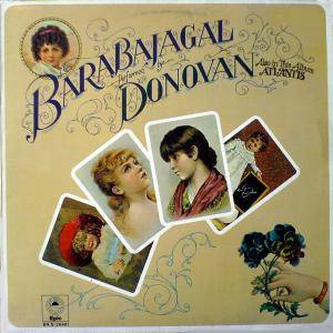Donovan: Barabajagal - Cover