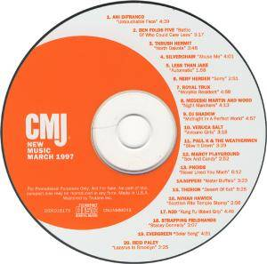 CMJ - New Music Volume 043 (CD) - Bild 1